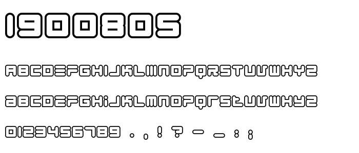 1900805 font