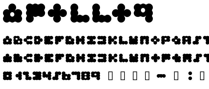 Apollo9 font