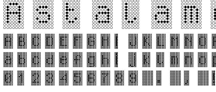 Astalamet font
