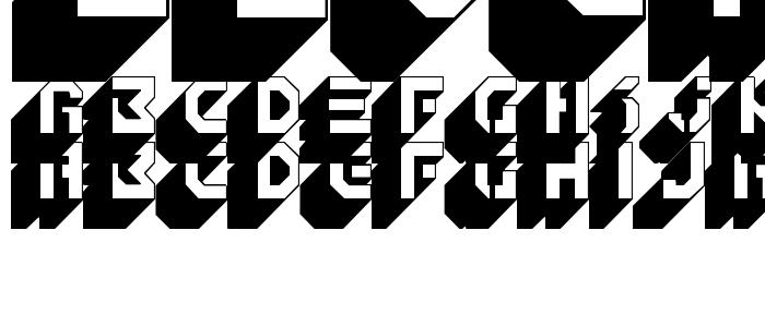 Blockbuster font