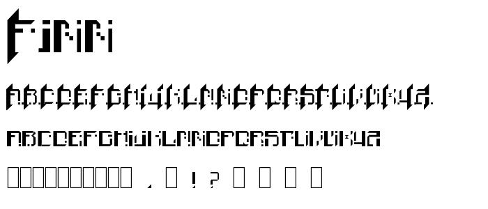 Finn font