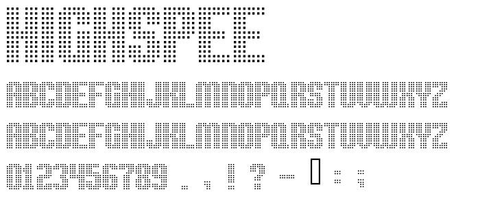 Highspee font