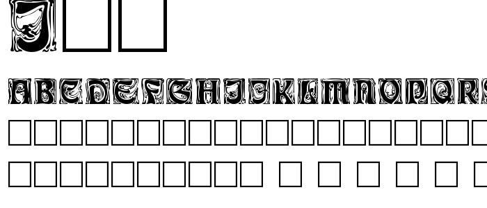 IAB_____.TTF font