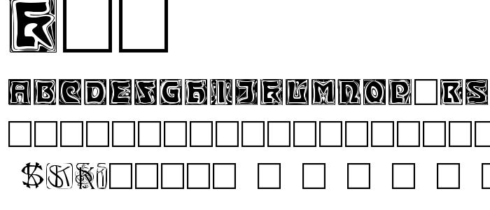 Kik font