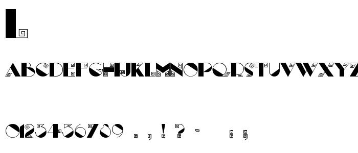 LABYRINT.TTF font