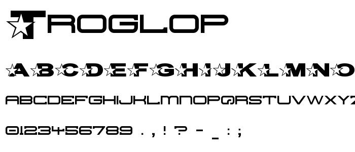 TROGLOP_.ttf font
