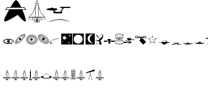 Tt Space font