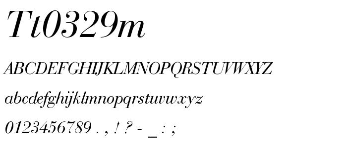 Tt0329m_.ttf font
