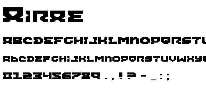 Airae font