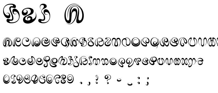 Iai A font